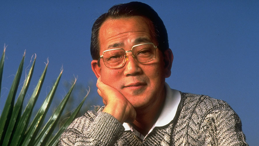 Kazuo Inamori: What I See in the Philosophy of Oriental Management.